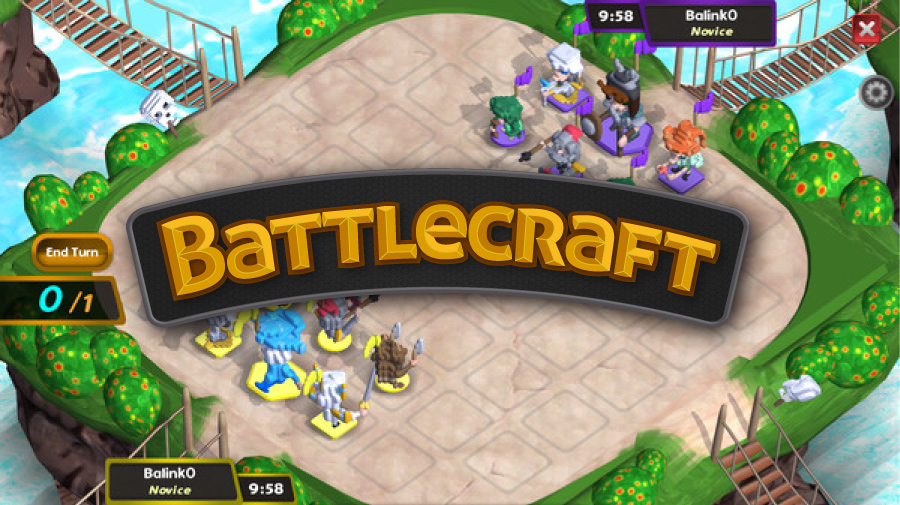 Battlecraft is the latest battle-chess game, bringing quirky characters and simul-play to turn-based chess strategy